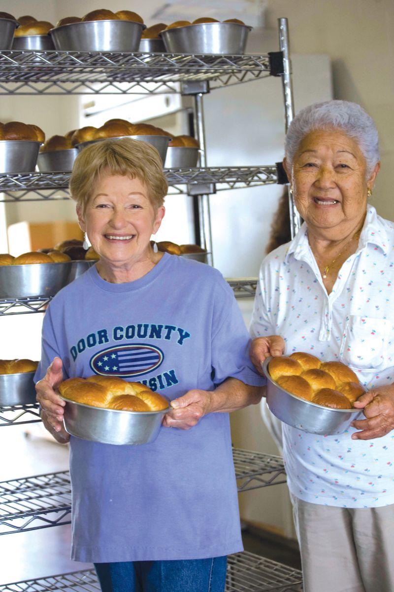 bread ladies