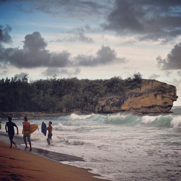 keoneloa bay kauai