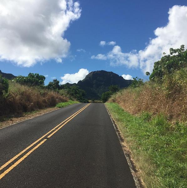haupu mountain kauai