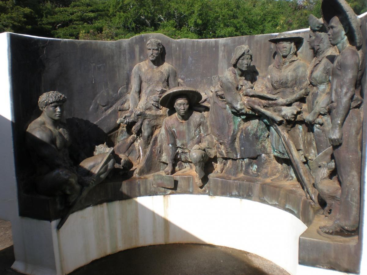 koloa monument