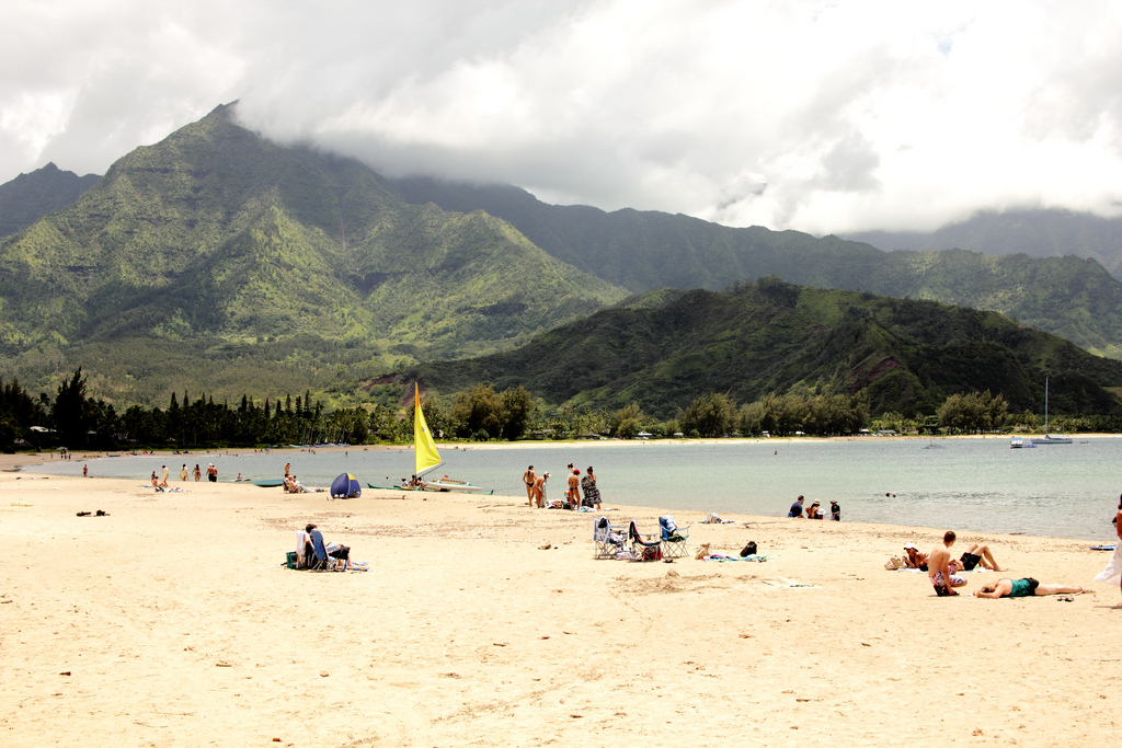 hanalei beach hawaii magazine best of 2016