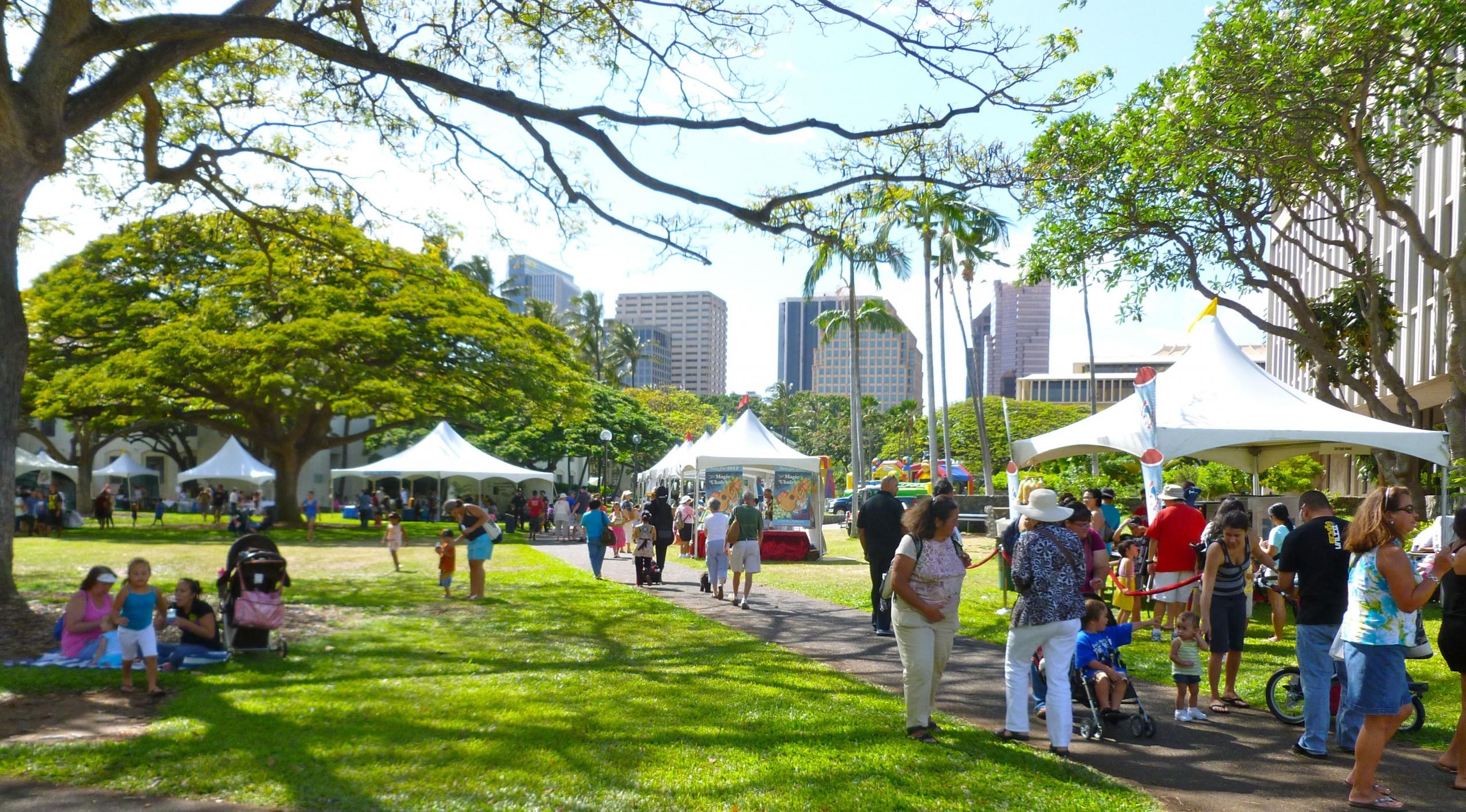 Hawaii_Oahu_Honolulu_book_music_festival