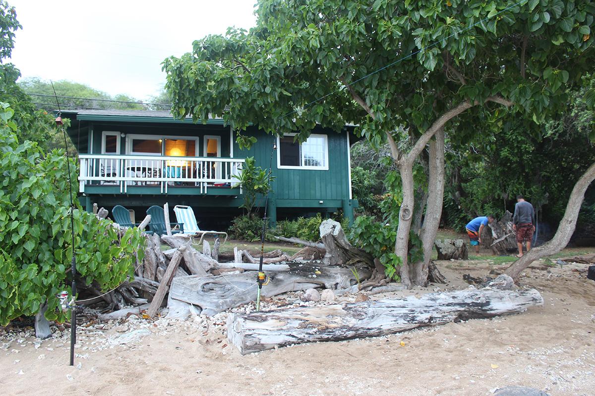 home on molokai hawaii