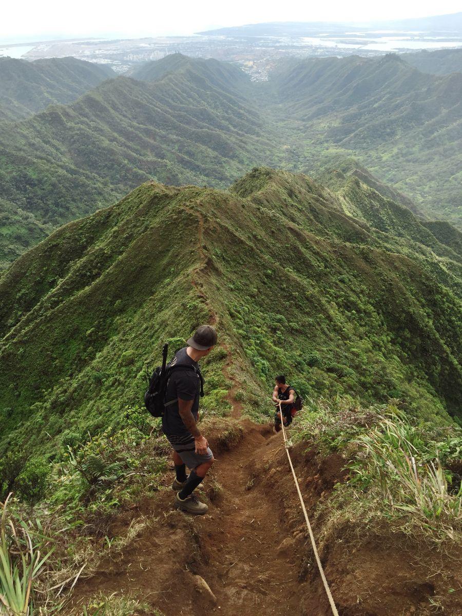moanalua middle ridge oahu