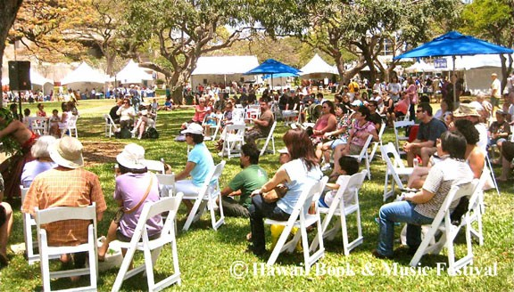 Hawaii_Book_Music_Festival_what_see_buy
