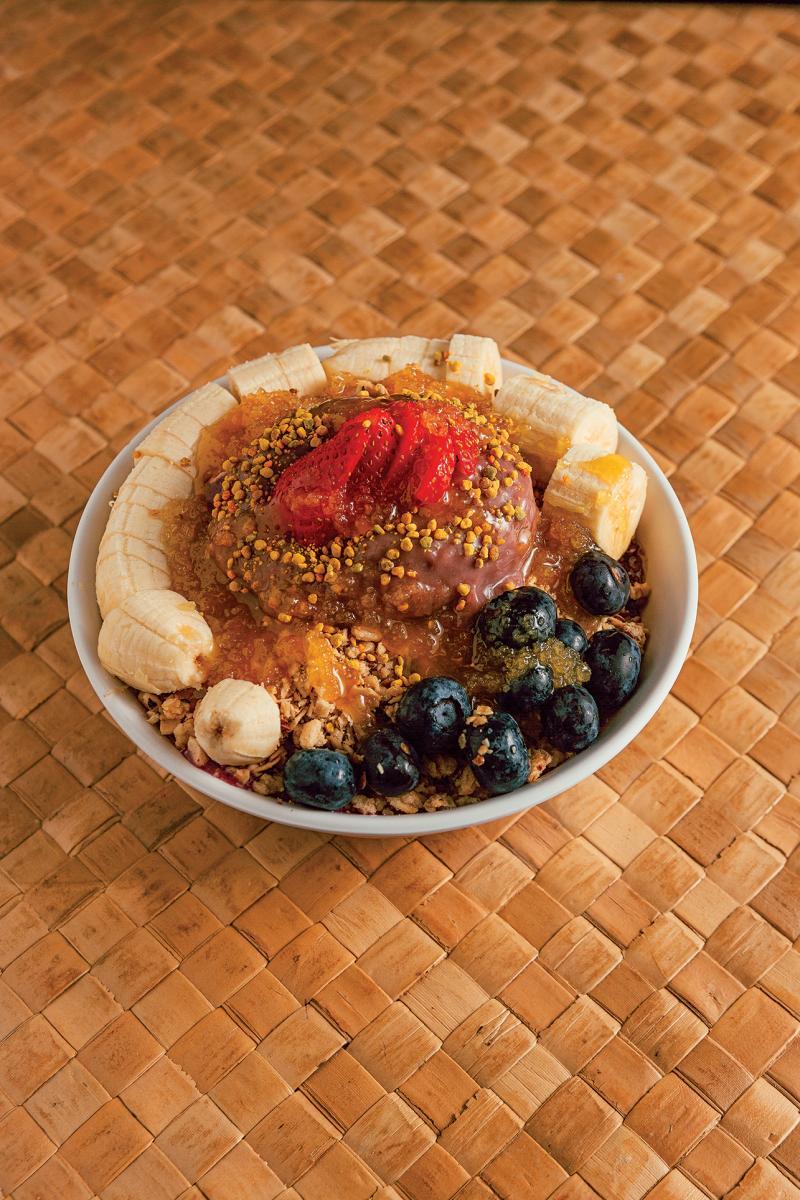 acai bowl hawaii poi