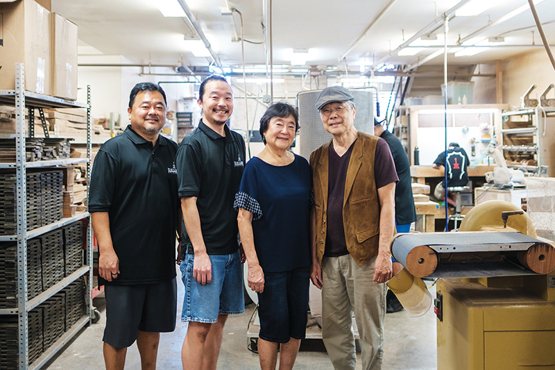 okami family
