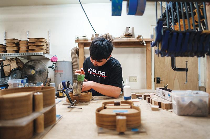 koaloha's workshop