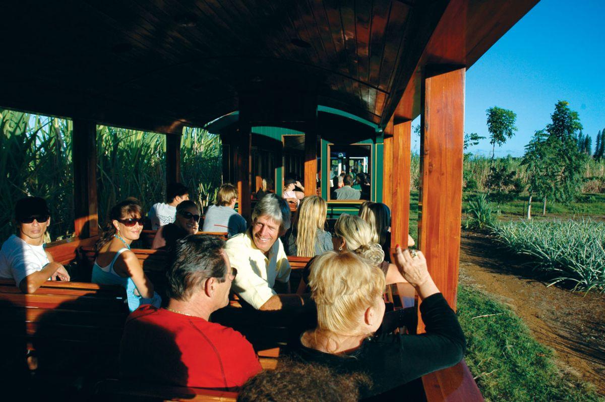 kauai train