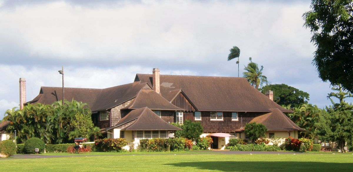 mansion kauai