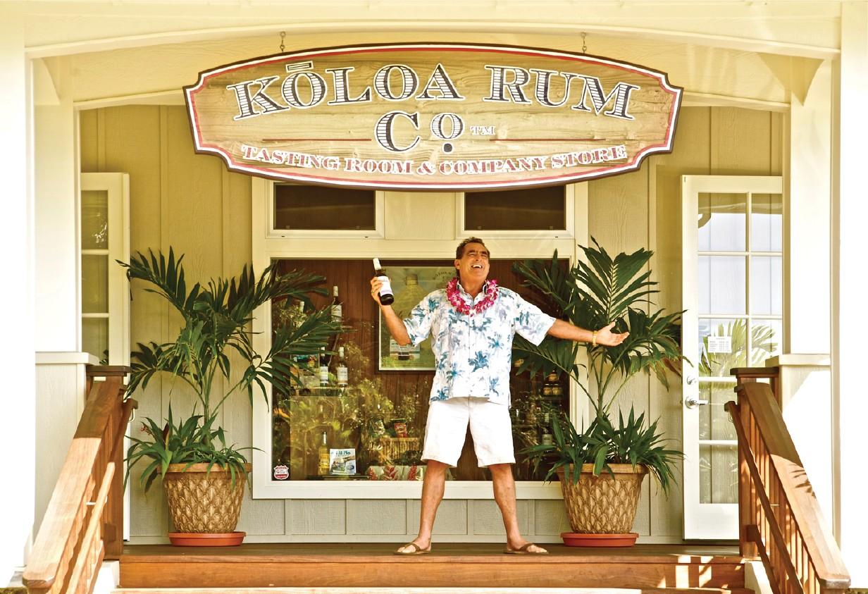 Kauai_Koloa_Rum_Co_gold_medal