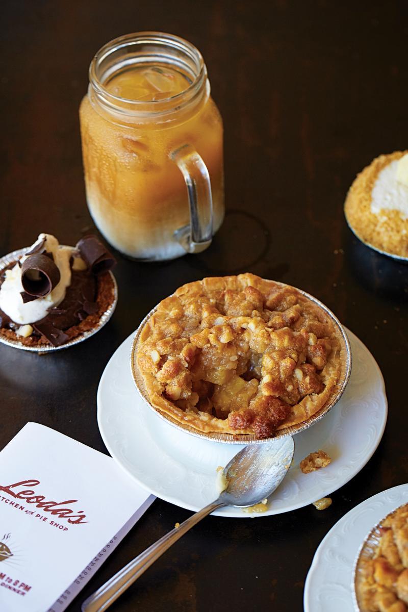 leoda's pies