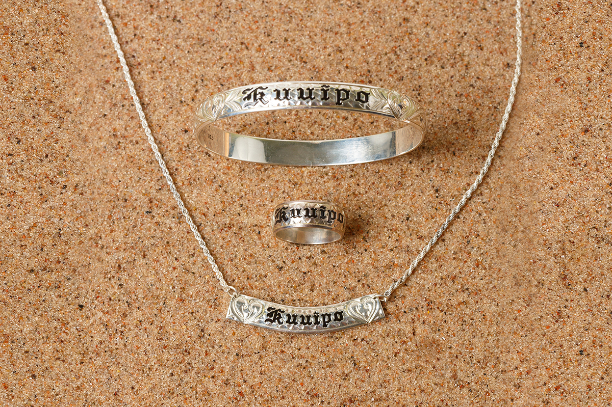 paradise collection silver heirloom jewelry