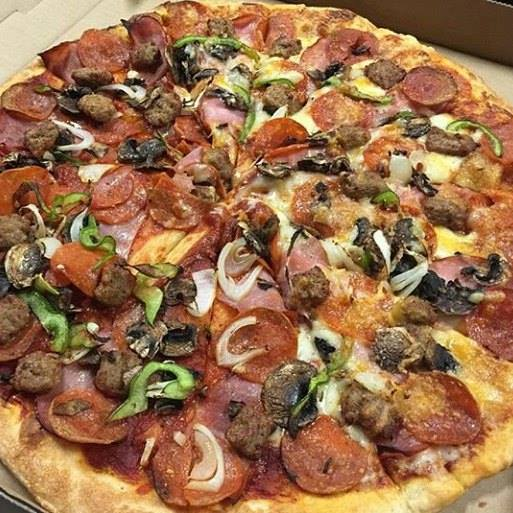 the alley aiea pizza