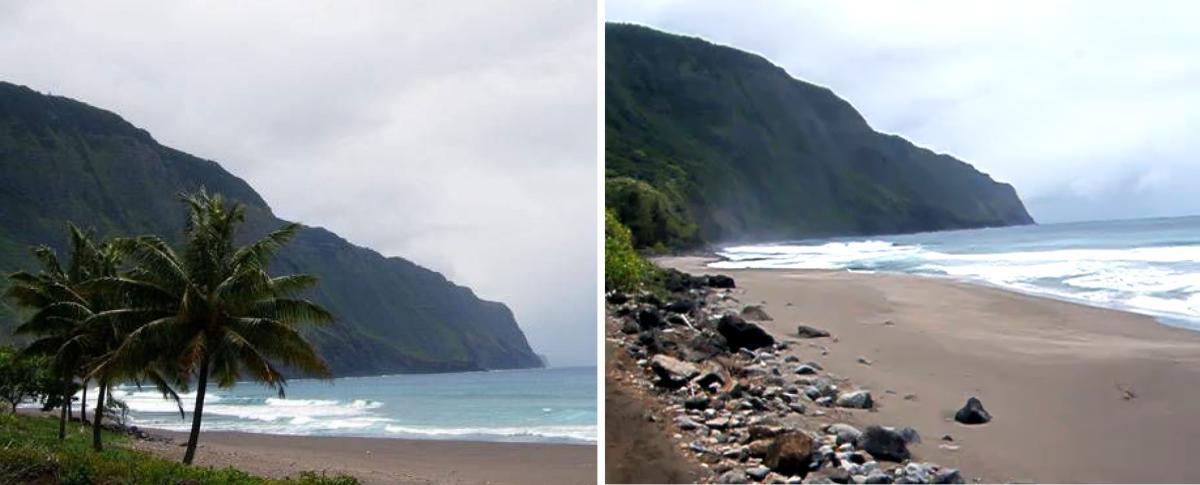black-sand-beach-hawaii-awahua-molokai