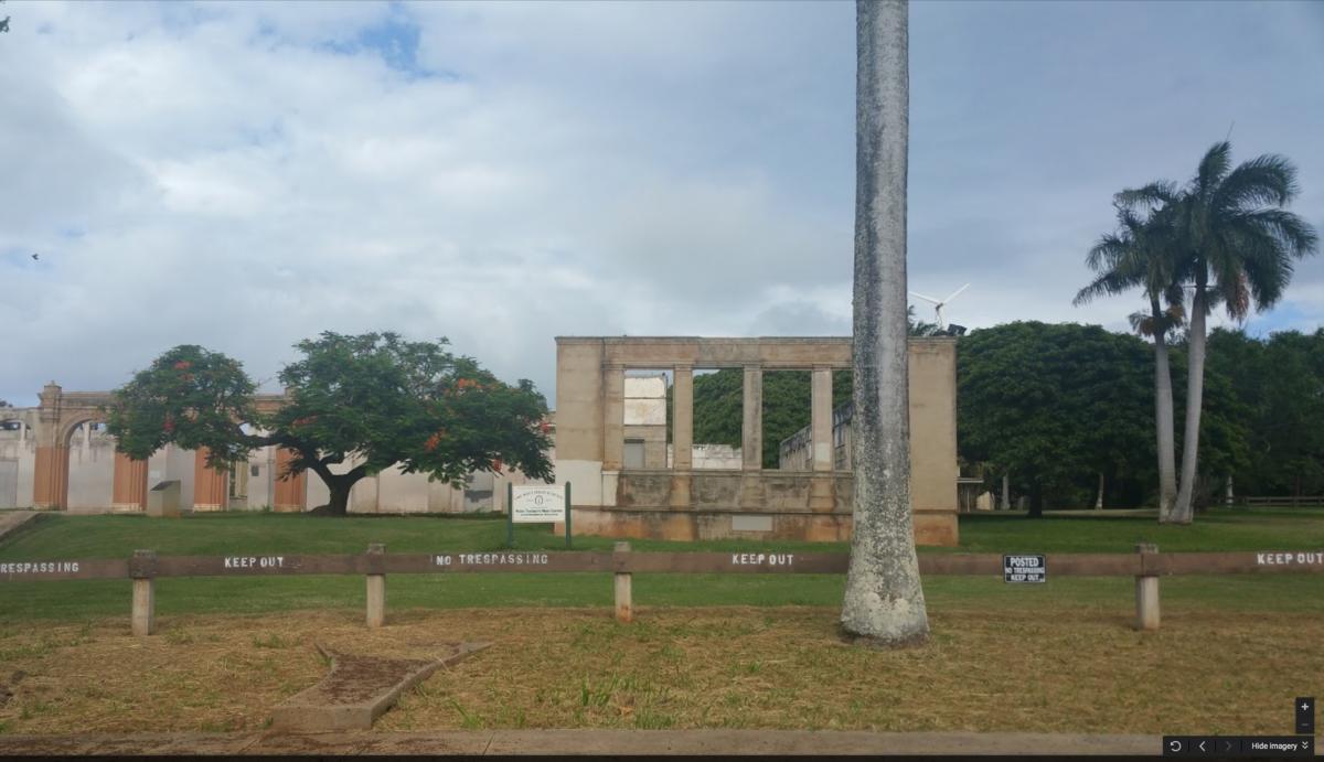 old-maui-high-school