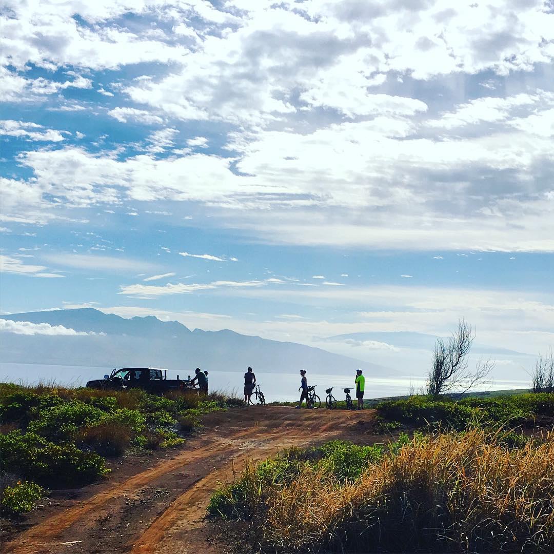lanai bike tour