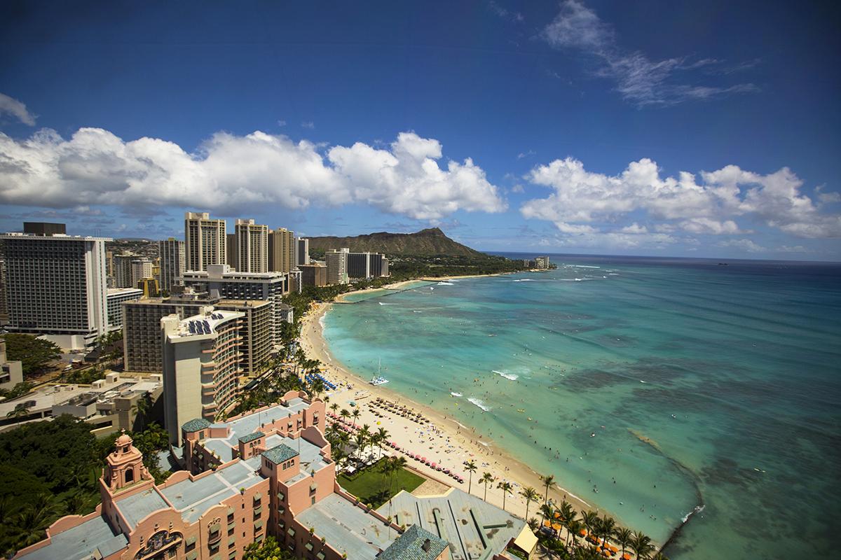 royal hawaiian modern