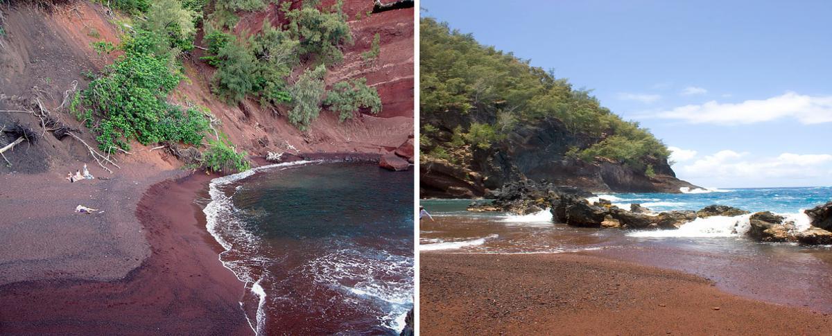 red-sand-beach-hawaii-maui
