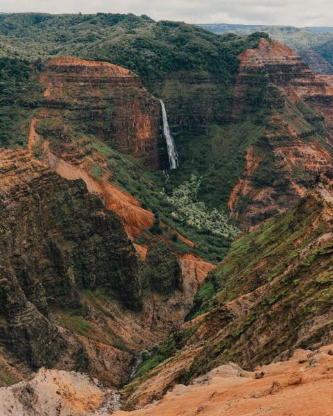 waimea canyon wailele