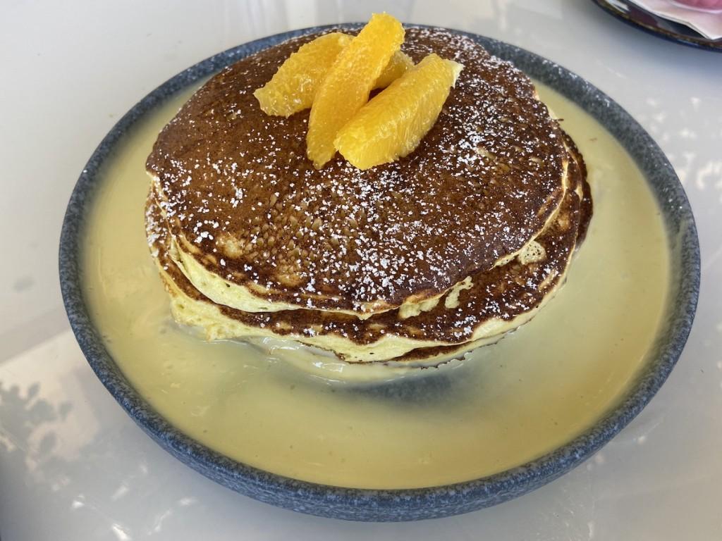 Hautree Pancakes