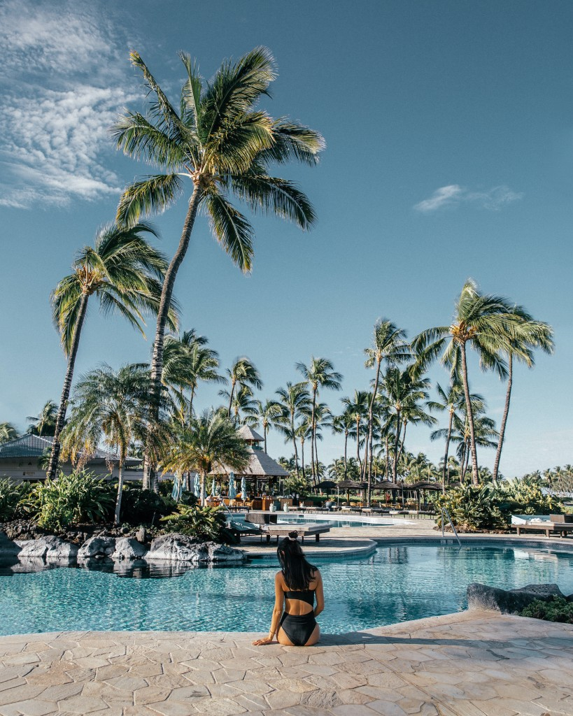 Fairmont Orchid Resort Pool