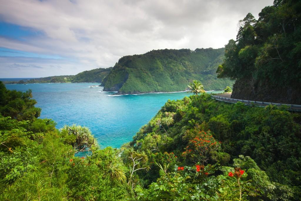 Road To Hana Maui .hawaii