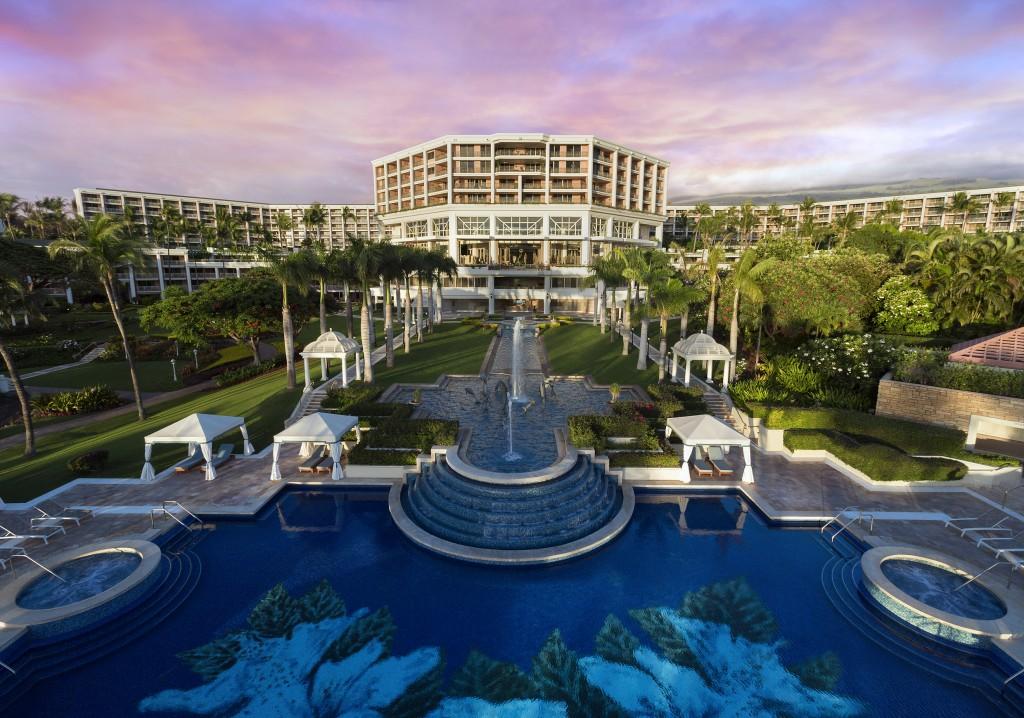Grand Wailea Waldor Astoria Resort 1 22 21