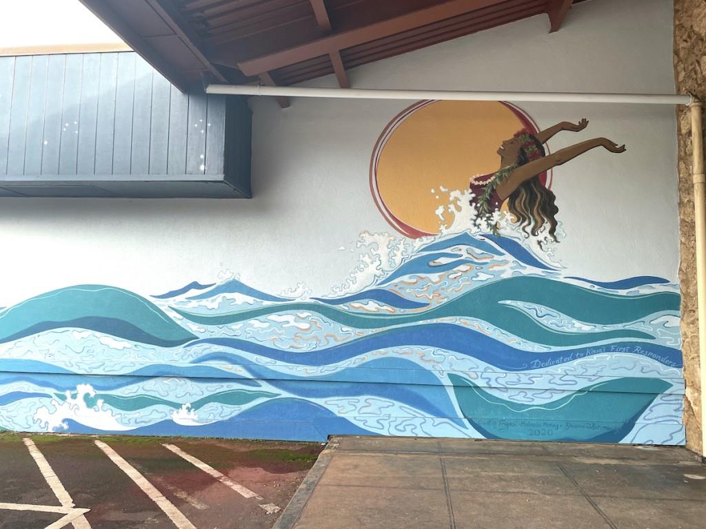 Lihuemurals Piikoi Mural