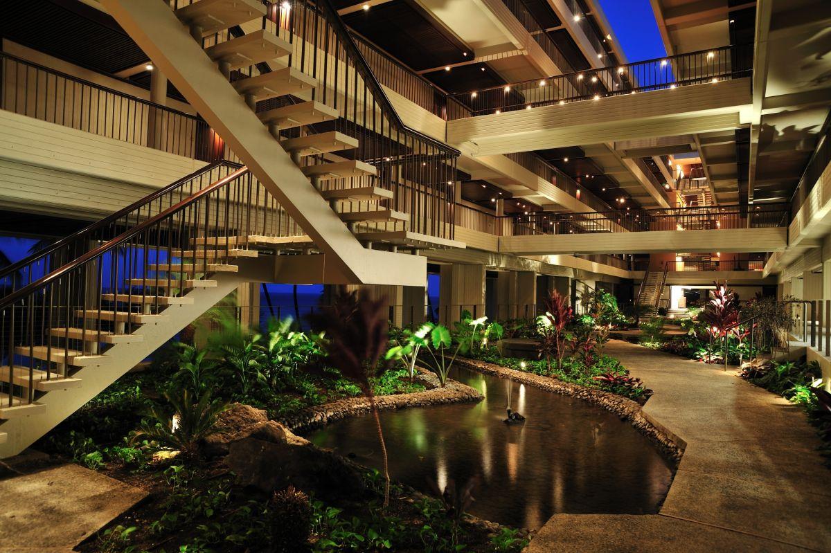 Mauna Kea Beach Hotel Interior Architecture X5