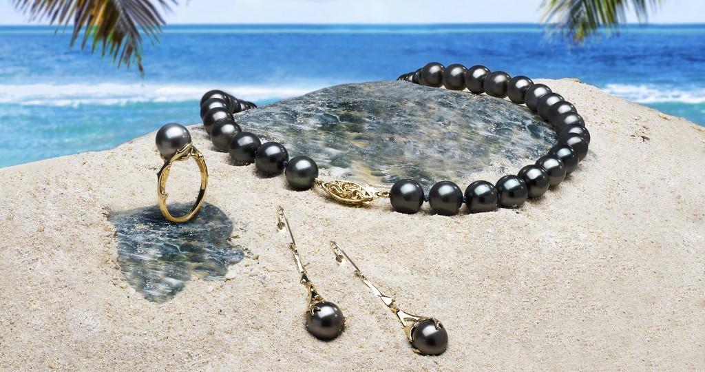 Hawaiian Heritage And Tahiation Pearl Strand 2048x1080