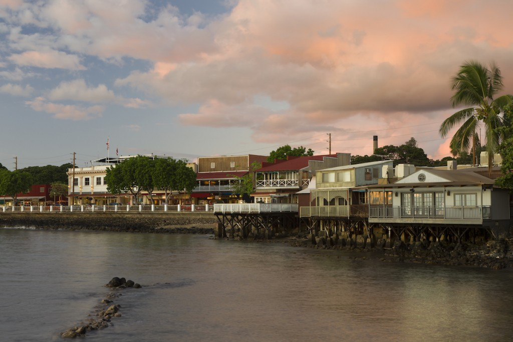 Old Lahaina Town