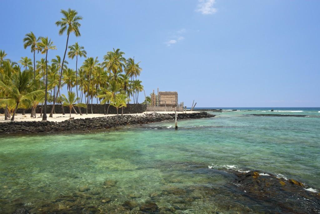 Puuhonua O Honaunau Hawaii