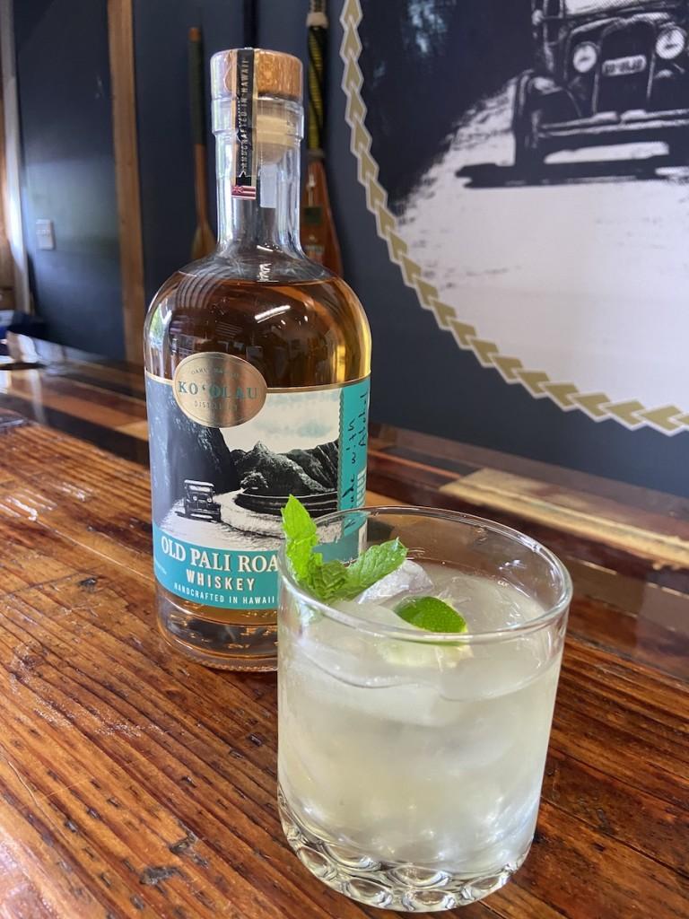 Koolaudistillery Cocktail