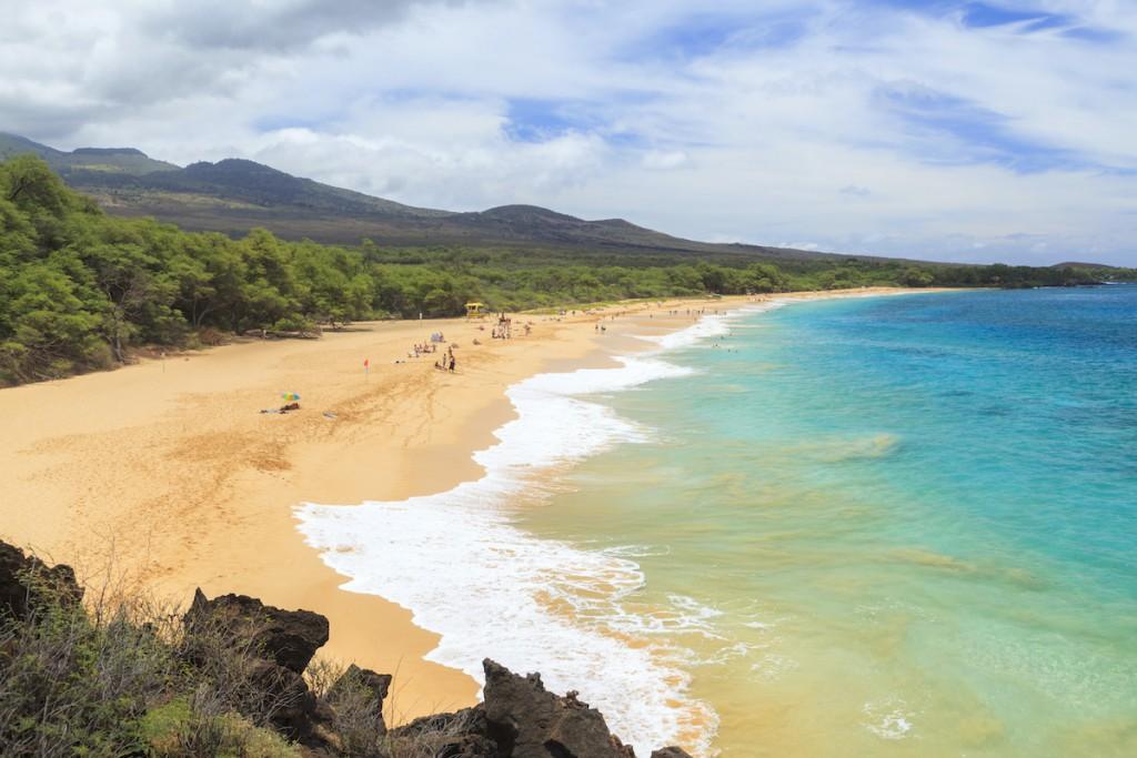 Big Beach, South Maui, Hawaii