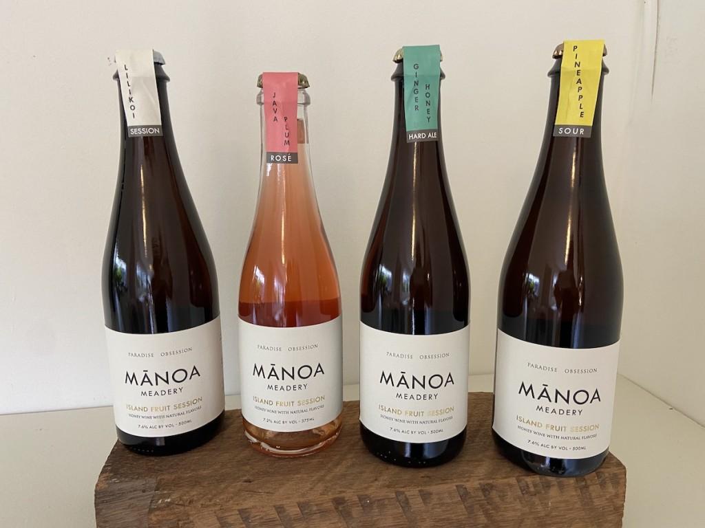 Manoamead Bottles